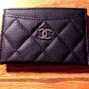 CHANEL VIP CARD HOLDER BRAND NEW 100%AUTHENTIC